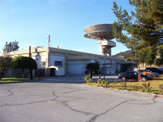 A nuke proof space observation station is up for $2.95 million in California