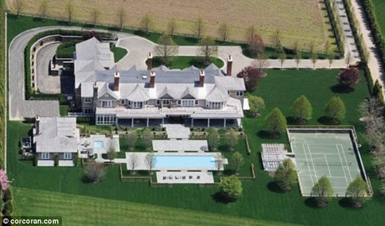 A $400,000 per month summer home for Beyoncé, Jay Z and Blue Ivy