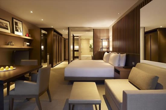 A Peek Inside Sydney S Most Expensive Hotel Room At Park