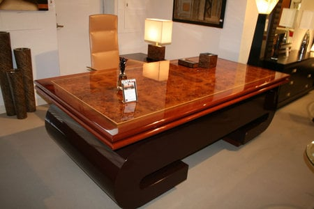 World 39 s most expensive desk by parnian costs 200 000 for Most expensive office desk