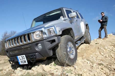 The most expensive remote controlled car   A full sized Hummer