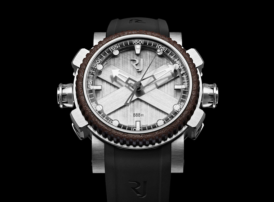 RJ-Romain Jerome Octopus is the brand's first diver's watch