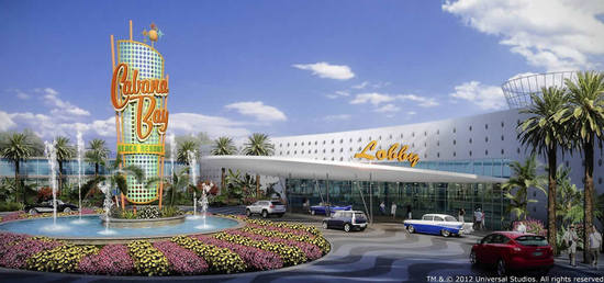 Cabana Bay Beach Resort to become the largest hotel at Universal with 1,800 rooms