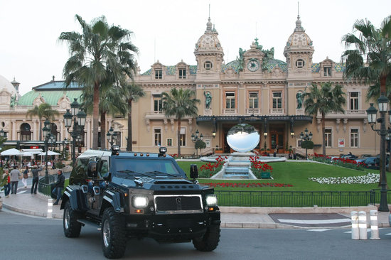 At $1.5 million, the worlds most luxurious armoured limo keeps you comfortable and safe