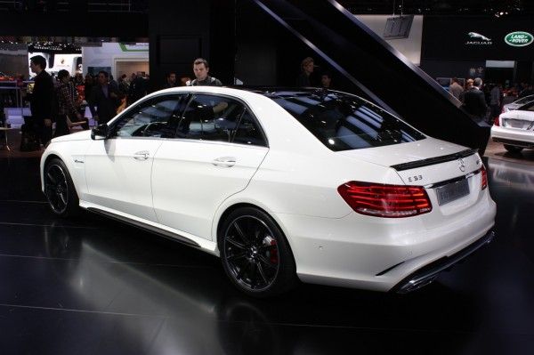 2014 Mercedes Benz E63 Amg 4matic Is More Powerful