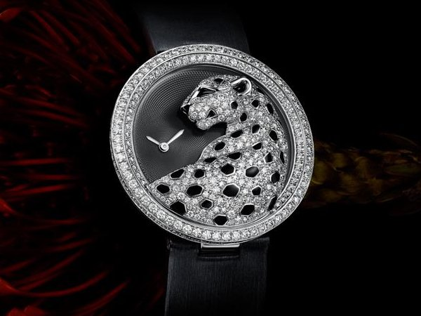 Les Heures Fabuleuses de Cartier collection for SIHH 2013