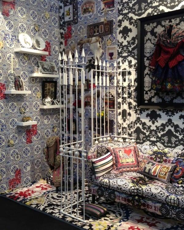 Christian Lacroix & Hermès and Christian Lacroix designer tableware unveiled -