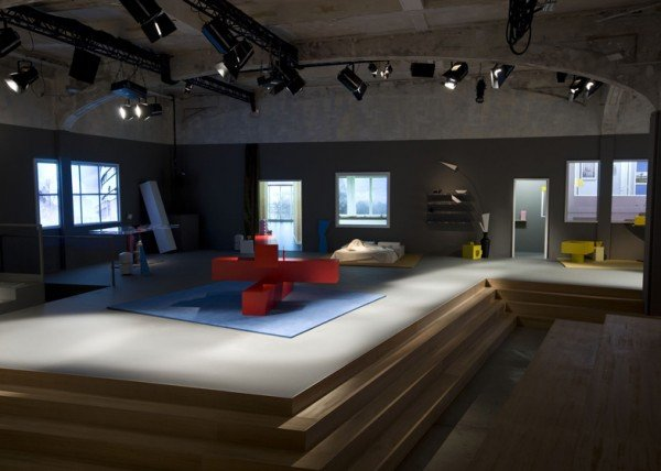 Prada men\'s 2013 A/W collection shown at the perfect house ...