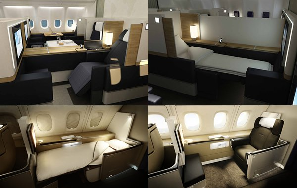 10 Best First Class Cabins To Fly In Luxurylaunches