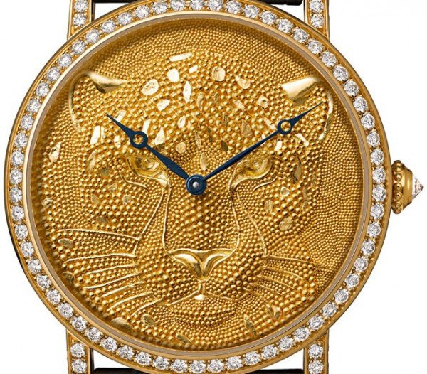 Cartier to unveil Rotonde de Cartier: Panther with ...