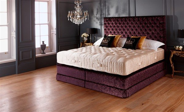 The Best Mattress >> Vi-Spring Diamond Jubilee Limited Edition bed comes to Hong Kong