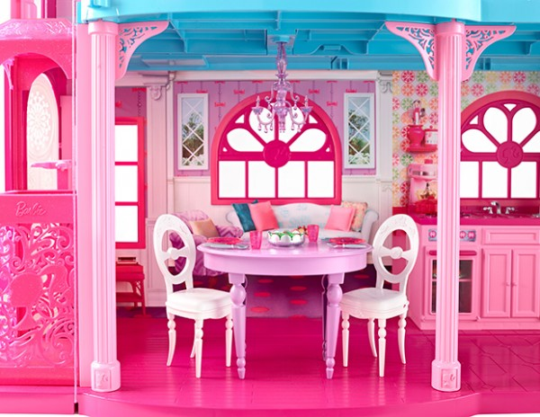 Barbie Dreamhouse the ultimate bachelorette pad is listed for $25 ...