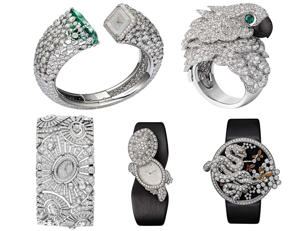 Cartier's exquisite Les Heures Fabuleuses collection for SIHH 2013