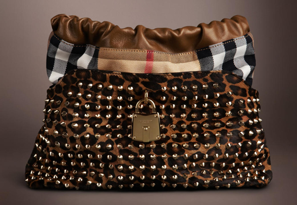 9d7b99ee4d3d Burberry bags from Runway Made to Order Collection 2013 -