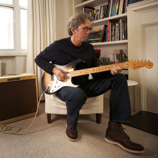 The Eric Clapton Crossroads Guitar Collection Unveiled