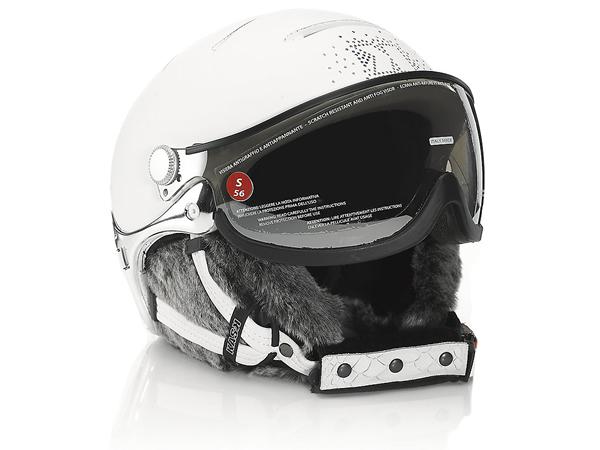 Kask S Lifestyle Lady Fur Trim Helmet