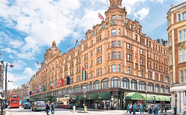 The best places for luxury shopping in london for Knightsbridge homes