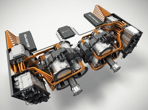Mercedes Debuts Cigarette Amg Electric Drive Concept As
