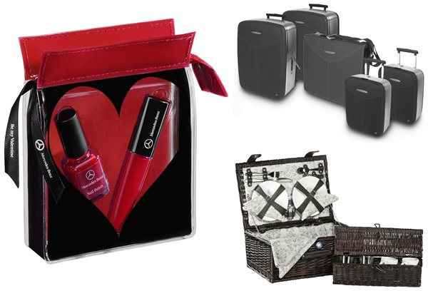 valentine day gift ideas from mercedes benz