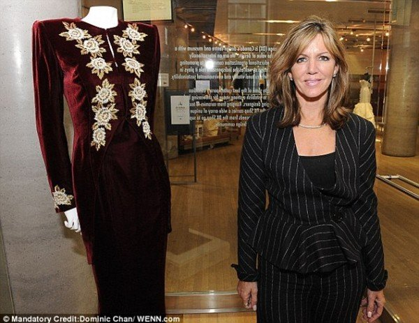 Princess Diana S Dresses Including The One Worn With