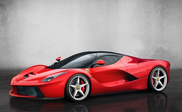 LaFerrari, the successor to Ferrari Enzo is unveiled