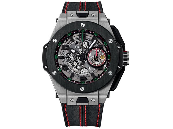 Ferrari celebrates its 25th Anniversary in U.A.E in collaboration with Hublot