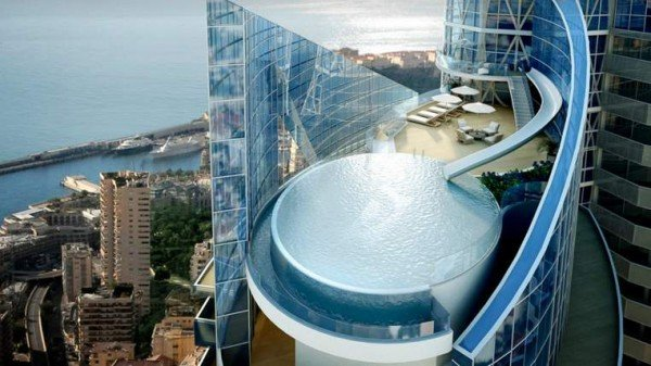 At $380 million an upcoming Penthouse in Monaco will be the world's most expensive