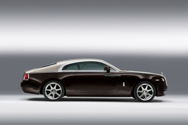Rolls Royce Wraith Debuts As The Most Powerful At Geneva