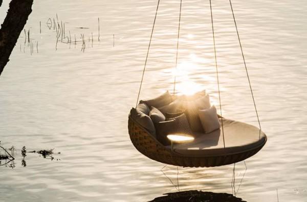 dedon swingrest puts the hammock to shame