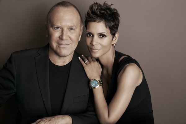 Michael Kors and Halle Berry team up to support Watch Hunger Stop Campaign with the sale of Runway watch edition