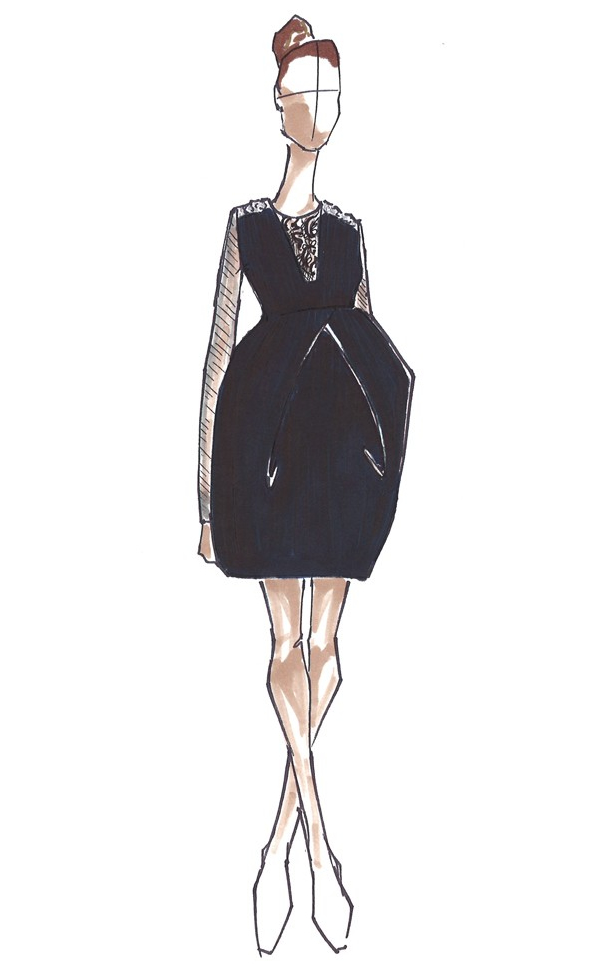 kate-middleton-outfits-sketches-13