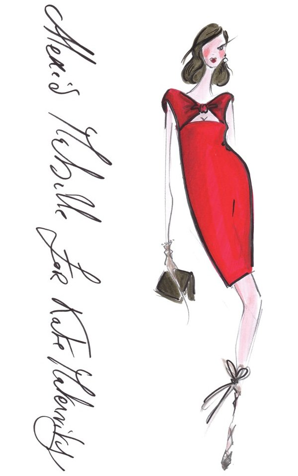 kate-middleton-outfits-sketches-5
