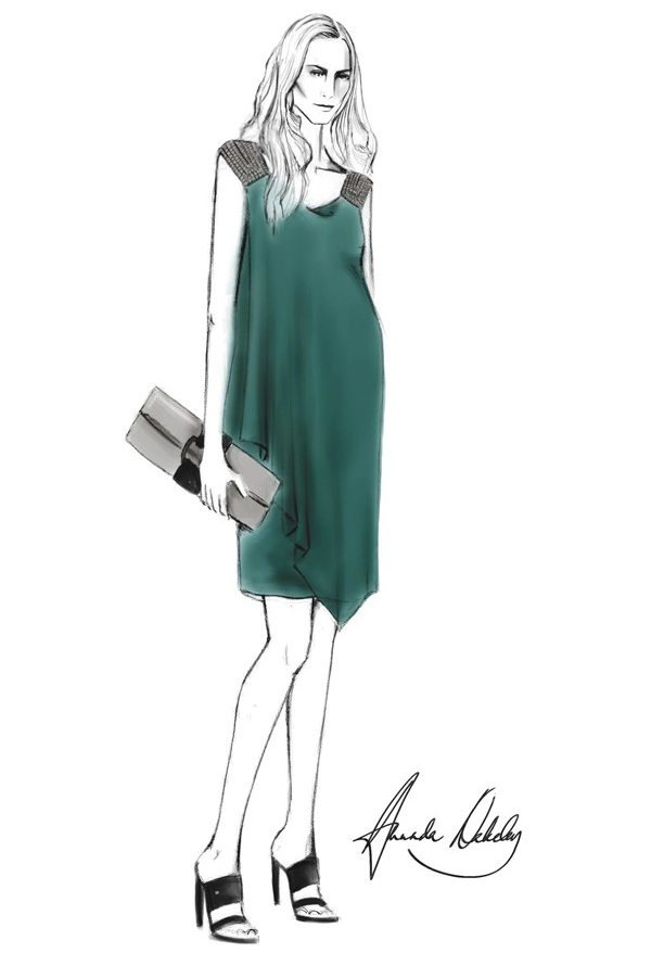 kate-middleton-outfits-sketches-6