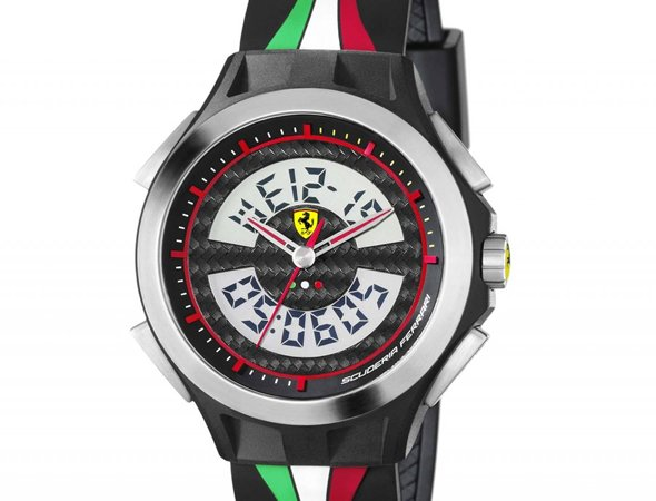 Much-awaited Scuderia Ferrari Orologi line of watches unveiled at BaselWorld